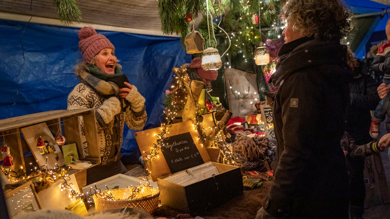 kerstmarkt in Nederland en het buitenland