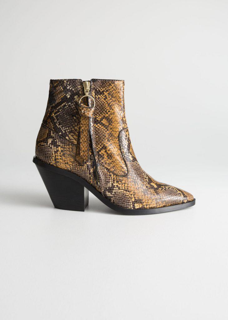 dierenprint schoenentrend winter 2020