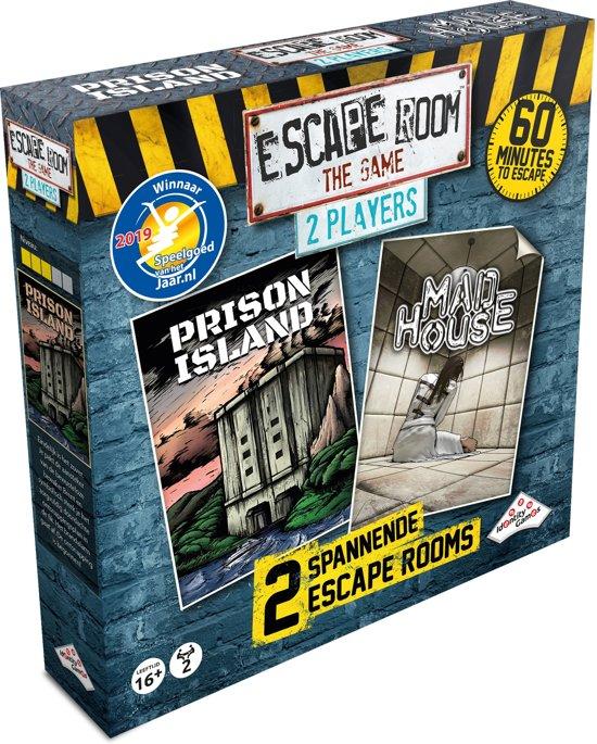 escape room spel black friday
