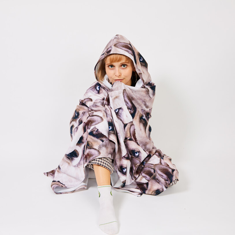 gepersonaliseerde deken