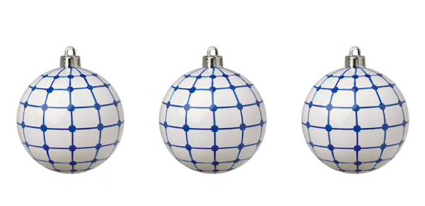 set van drie ballen ikea