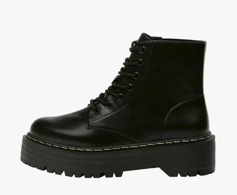 plateauzolen zijn de schoenentrends van de winter 2020