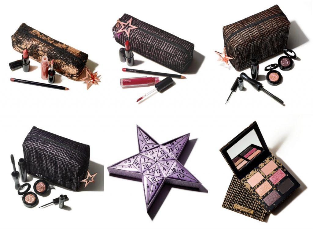 mac cosmetics kerstcollectie sets 4
