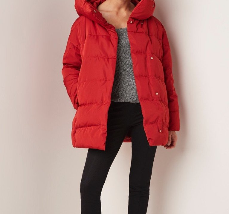 MANGO puffer jackets winterjas