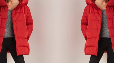 puffer jacket winterjas