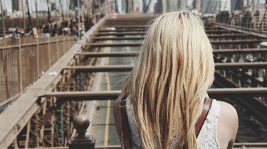 White chocolate mocha haarkleur