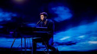 duncan laurence op het eurovisie songfestival