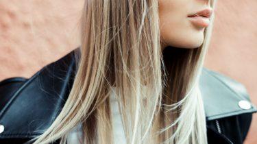 haarpunten knippen lang haar