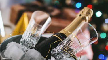 Crémant de Bourgogne champagne