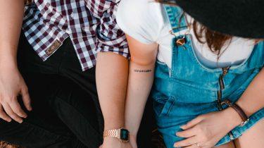 tattoo's koppels