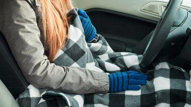 elektrische deken auto