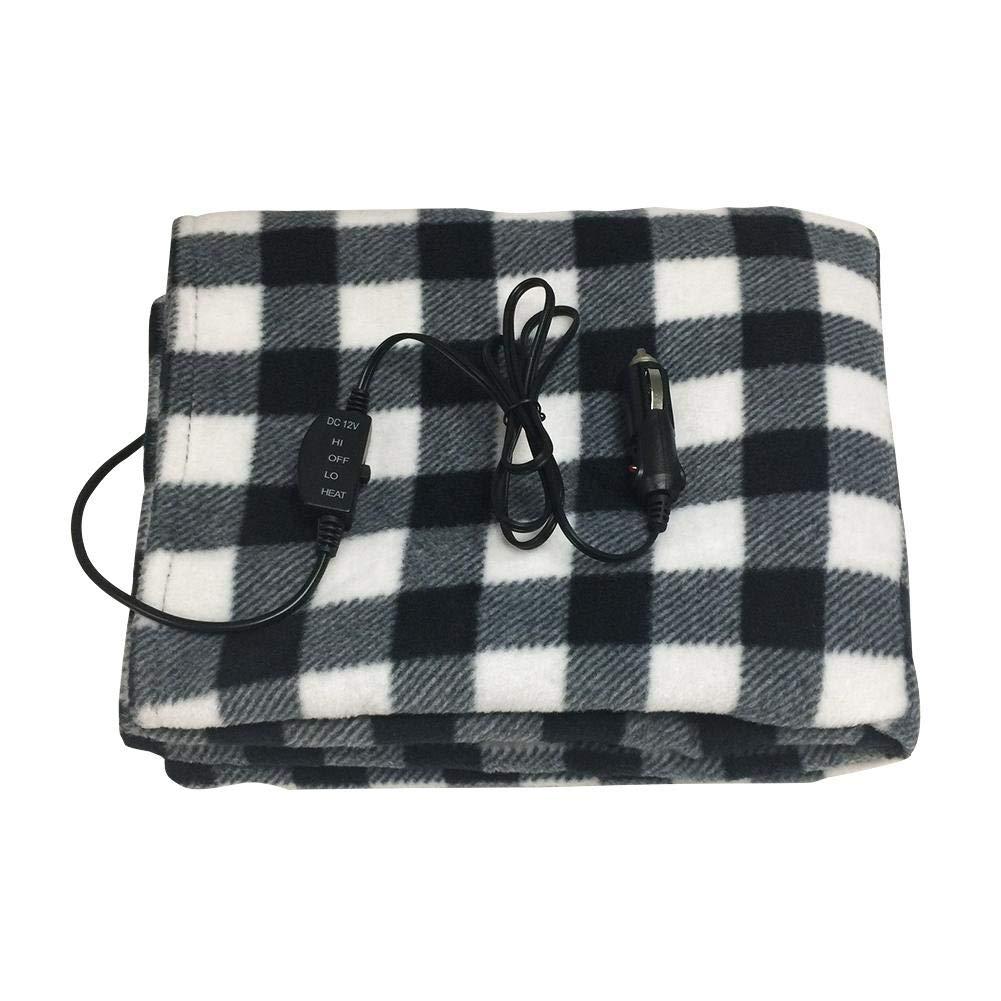 elektrische deken voor in de auto