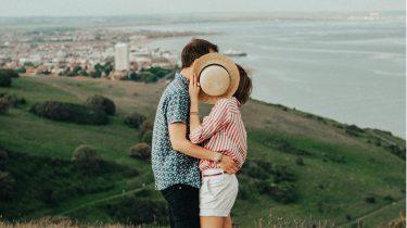droombaan met je lover op een eiland