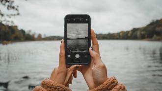fotograferen met je iphone