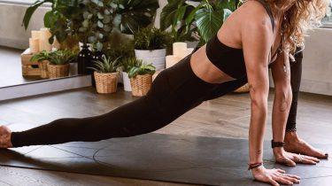 home workout-afvallen