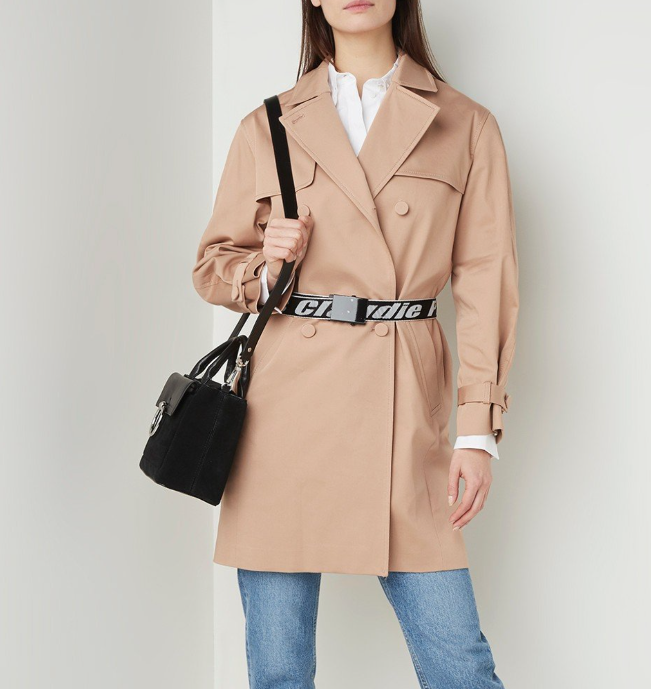 trenchcoat claudie pierlot