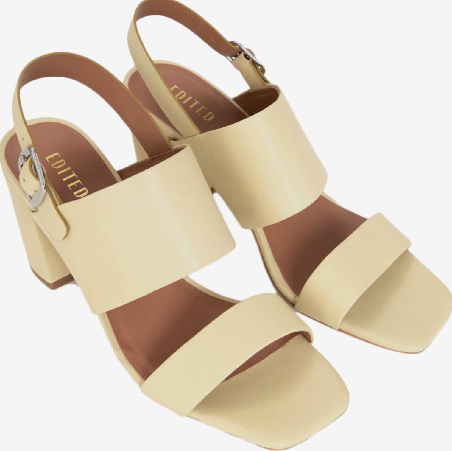 EDITED sandalen pastel