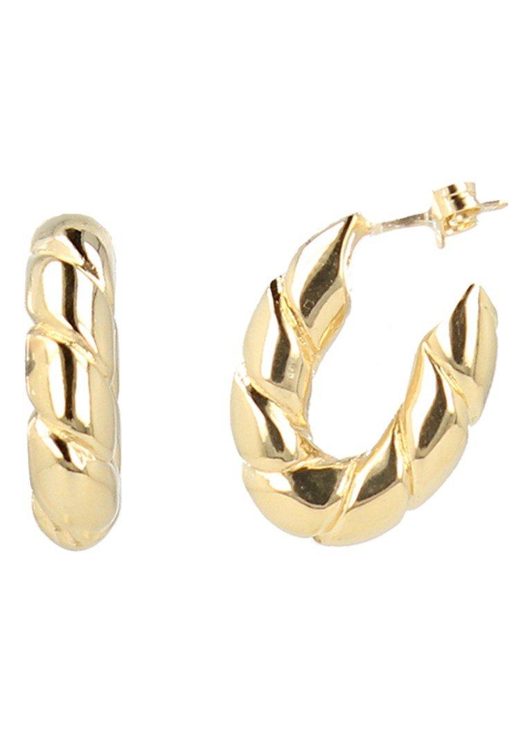 gouden ringen earparty