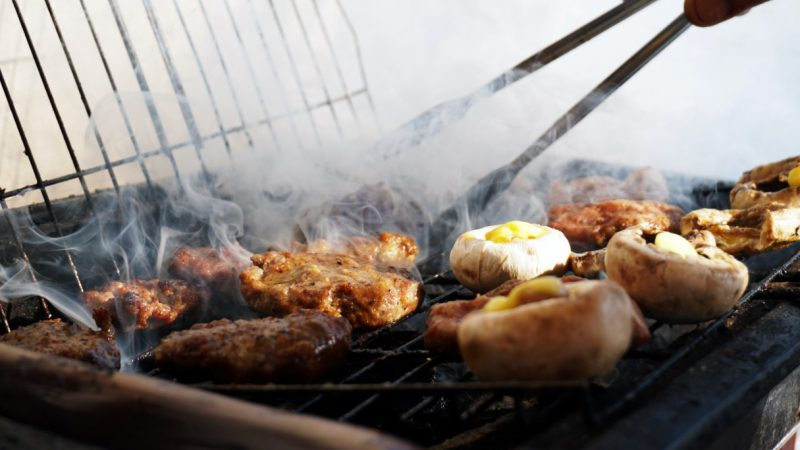 koolhydraatarme recepten barbecue