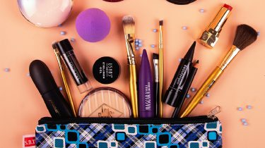 make-up schoon