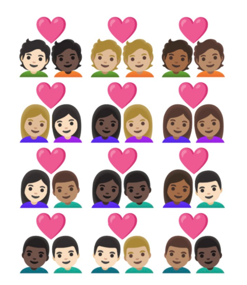 nieuwe emojis